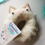 Nilla the Mini Donut Cat